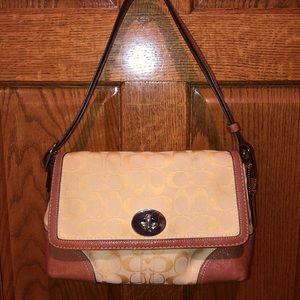 coach signature purse # m0867-f13066